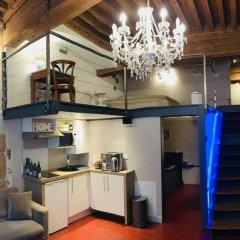 Отель La Suite Saint Jean Апартаменты с различными типами кроватей фото 38