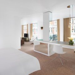 Отель St Martins Lane, A Morgans Original 5* Стандартный номер с двуспальной кроватью фото 2