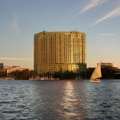 Four Seasons Hotel Cairo at Nile Plaza фото 4