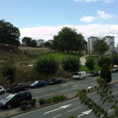 Отель Hostal-Cafeteria Gran Sol парковка