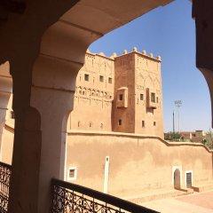 Отель Riad Bouchedor Марокко, Уарзазат - отзывы, цены и фото номеров - забронировать отель Riad Bouchedor онлайн балкон