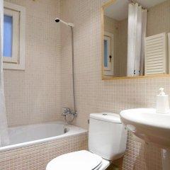 Отель Tibidabo Flat Barcelona Испания, Барселона - отзывы, цены и фото номеров - забронировать отель Tibidabo Flat Barcelona онлайн ванная