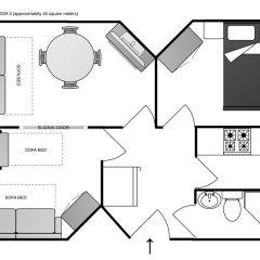 Отель Trafalgar Square Apartments Великобритания, Лондон - отзывы, цены и фото номеров - забронировать отель Trafalgar Square Apartments онлайн парковка