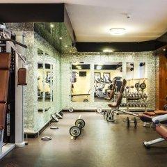 Отель Анел фитнесс-зал фото 2