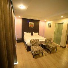 Отель Villa Navin Beach Residence 3* Номер Делюкс с различными типами кроватей фото 3