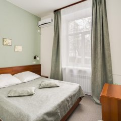 Мини-отель Лефорт Стандартный номер с двуспальной кроватью фото 17
