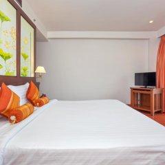 Отель Alpina Phuket Nalina Resort & Spa 4* Улучшенный номер с двуспальной кроватью фото 8