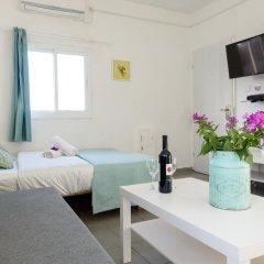 Апартаменты Hacarmel Apartment Тель-Авив удобства в номере фото 2
