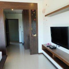 Отель Benjamas Place Номер Делюкс с различными типами кроватей фото 14