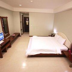 Suparee Park View Hotel 3* Номер Делюкс с различными типами кроватей фото 5