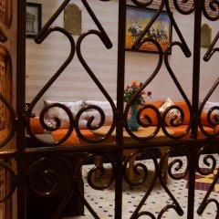 Отель Dar Ikalimo Marrakech 3* Номер Комфорт с различными типами кроватей фото 4