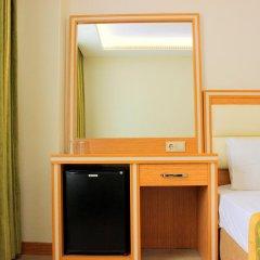 Hotel Buyuk Paris 3* Стандартный номер с двуспальной кроватью фото 4