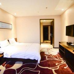 Отель Insail Hotels Railway Station Guangzhou 3* Номер Делюкс с двуспальной кроватью фото 25