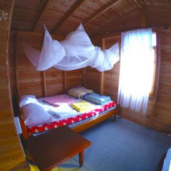 Full Moon Camp Бунгало с различными типами кроватей фото 20