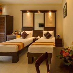 Serene Garden Hotel 3* Номер Делюкс с различными типами кроватей фото 5