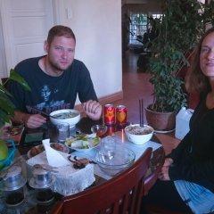 Отель Lam Vien Garden Homestay Далат питание