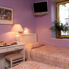 Отель Hôtel Berlioz 3* Стандартный номер с различными типами кроватей