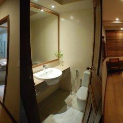 Отель Maakanaa Lodge 3* Номер Делюкс с различными типами кроватей фото 23