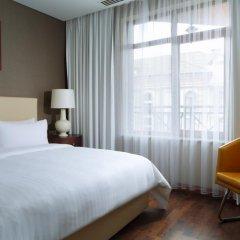 Гостиница Сочи Марриотт Красная Поляна 5* Улучшенный семейный люкс с 2 отдельными кроватями фото 2