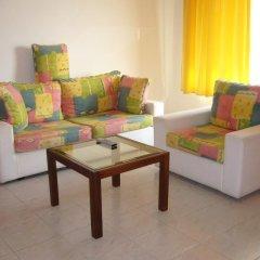 Отель Sunny Beach Holiday Villa Kaliva Номер Делюкс с различными типами кроватей