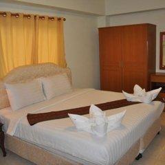 Отель Silver Gold Garden Suvarnabhumi Airport 3* Улучшенный номер с различными типами кроватей фото 12