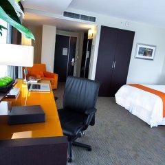 Отель NOVIT 4* Номер Делюкс фото 6