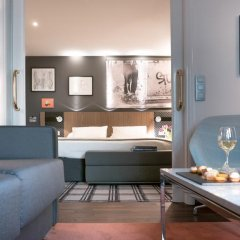 Radisson Blu Royal Hotel Brussels 4* Президентский люкс с различными типами кроватей фото 5