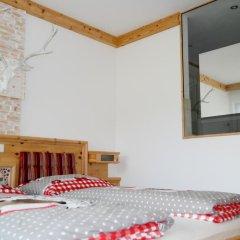 Отель Tischlmühle Appartements & mehr Студия с различными типами кроватей фото 5