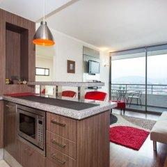 Отель myLUXAPART Las Condes Апартаменты с различными типами кроватей фото 10