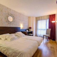 Отель Castro Real Испания, Овьедо - отзывы, цены и фото номеров - забронировать отель Castro Real онлайн комната для гостей фото 5