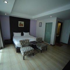 Отель Villa Navin Beach Residence 3* Номер Делюкс с различными типами кроватей фото 26
