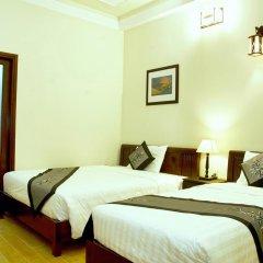 Отель An Hoi Town Homestay 2* Стандартный номер с 2 отдельными кроватями