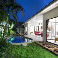 Отель Villa Tortuga Pattaya 4* Улучшенная вилла с различными типами кроватей фото 8