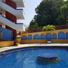 Hotel Club Del Sol Acapulco бассейн