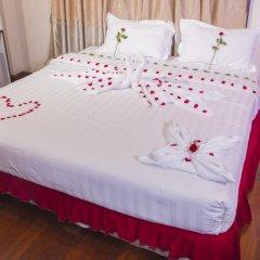 Golden City Light Hotel 2* Улучшенный номер с двуспальной кроватью фото 4