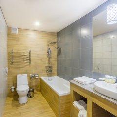 Курортный отель Санмаринн All Inclusive 4* Стандартный номер с двуспальной кроватью фото 11