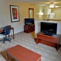 Отель Extended Stay America Elizabeth - Newark Airport США, Элизабет - отзывы, цены и фото номеров - забронировать отель Extended Stay America Elizabeth - Newark Airport онлайн комната для гостей фото 9