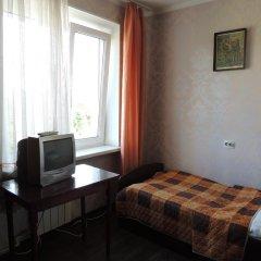 Отель Патриот Номер с общей ванной комнатой фото 8