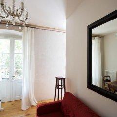 Отель Villa Bergmann Suites Meran Меран комната для гостей фото 3