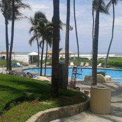 Отель Mayan Departamento TORRE I бассейн фото 3