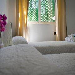 Отель Hostal La Muralla Номер категории Эконом с различными типами кроватей фото 5