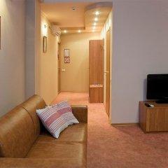 Гостиница Италмас Стандартный номер 2 отдельными кровати фото 4