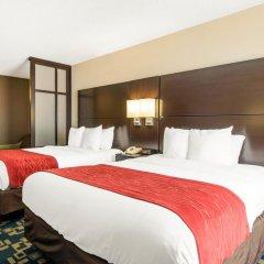 Отель Comfort Inn & Suites near Universal Orlando Resort комната для гостей фото 2