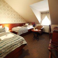 Отель ROUDNA 3* Стандартный номер фото 9
