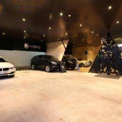 Отель Cullinan Южная Корея, Сеул - отзывы, цены и фото номеров - забронировать отель Cullinan онлайн парковка