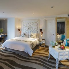 A&Em Corner Sai Gon Hotel 4* Люкс с различными типами кроватей фото 6