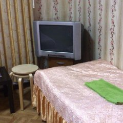 Мини-отель Лира Номер с общей ванной комнатой с различными типами кроватей (общая ванная комната) фото 49