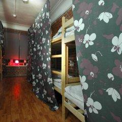 Come&Sleep Хостел Кровати в общем номере с двухъярусными кроватями фото 5