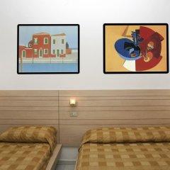 Отель Residence Internazionale 3* Апартаменты с различными типами кроватей фото 3