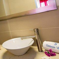Отель Galatia Villas Греция, Остров Санторини - отзывы, цены и фото номеров - забронировать отель Galatia Villas онлайн ванная фото 2